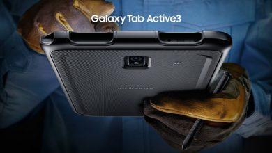 سامسونگ تبلت Galaxy Tab Active3 را معرفی می کند