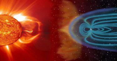 نقشه های جهانی میدان مغناطیسی خورشیدی برای اولین بار ایجاد شده است