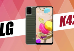 ال جی از تلفن هوشمند LG K42 خود رونمایی نمود.