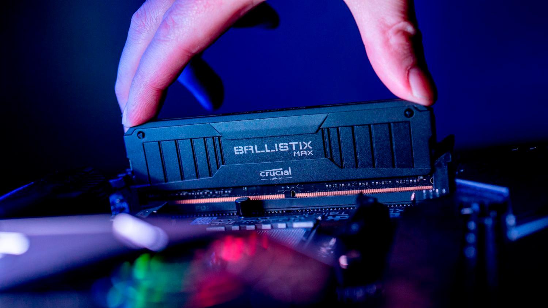 Ballistix Max 5100سریعترین کیت حافظه - پر سرعت ترین رم موجود در بازار