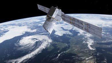 تصاویر ارسالی فوق العاده ماهواره ناسا از طوفان هایشن