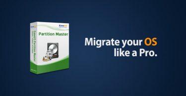 با نرم افزار پارتیشن EaseUS Partition مدیریت دیسک را آسان کنید