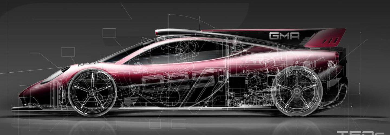 نسخه خودرو مسابقه ای Gordon Murray's T50 معرفی شد