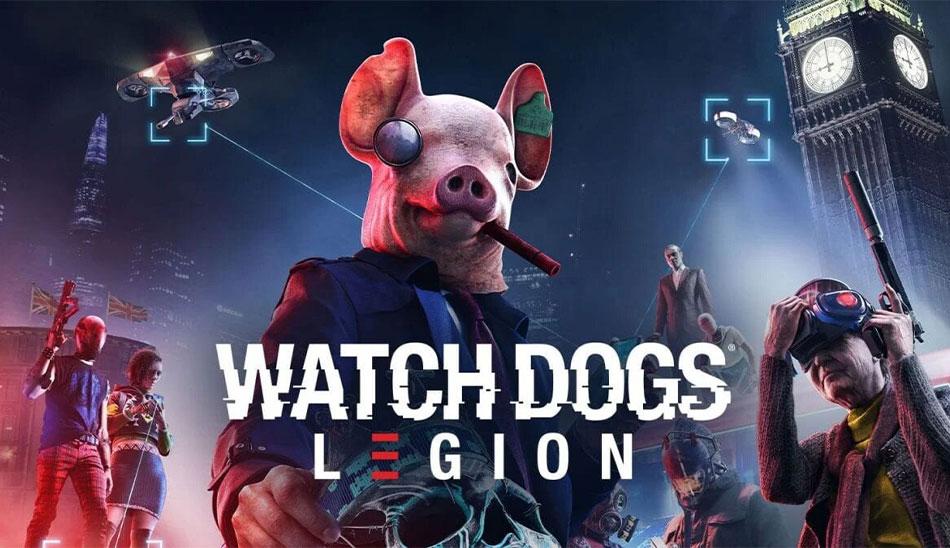 تصویر از بازی اکشن و ماجراجویی Watch Dogs: Legion برای انواع کنسول ها