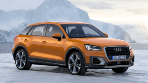 رونمایی آئودی از مدل Audi Q2 با سبکی تازه و متفاوت در 2021