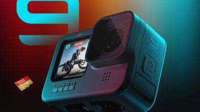دوربین حرفه ای GoPro HERO9 Black رونمایی شد