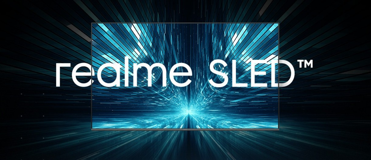 تصویر از ریلمی تولید اولین تلویزیون هوشمند Realme SLED جهان را اعلام نمود