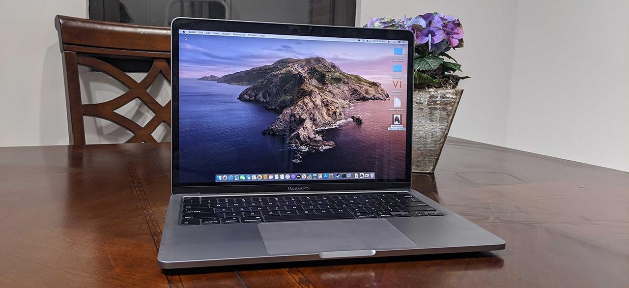 تصویر از اپل از جدیدترین 13 MacBook Pro خود رونمایی کرد