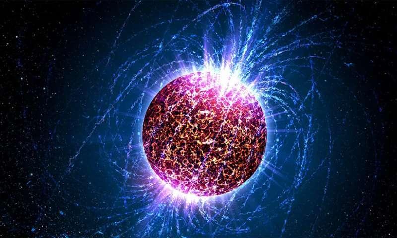 درک رشد ستاره های نوترونی با نگاه عمیق به هسته اتم