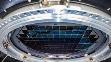 بزرگترین دوربین دیجیتال جهان اولین تصاویر 3200 مگاپیکسلی می گیرد