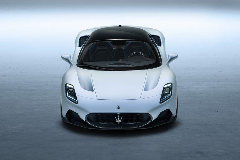 تصویر از تولید نسخه الکتریکی پرچمدار مازراتی یعنی Maserati MC20