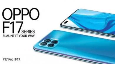 فروش گوشی هوشمند OPPO F17 Pro سری F در هند