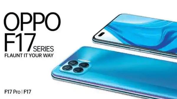 تصویر از فروش گوشی هوشمند OPPO F17 Pro سری F در هند