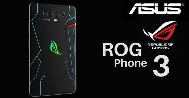 Asus ROG Phone 3 با شارژ بای پس به روزرسانی جدید می شود