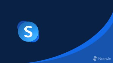 تصویر از آپدیت جدید اسکایپ با پشتیبانی از 100 نفر در تماس گروهی
