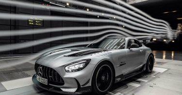 مرسدس بنز Black Series جدید یک خودرو مخوف و ترسناک