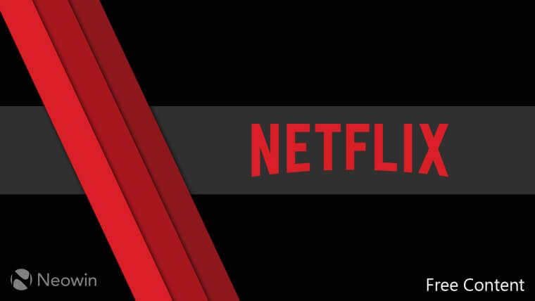 انتشار رایگان محتوی به مدت 48 ساعت با رویداد Netflix StreamFest نتفلیکس کاربران جدید