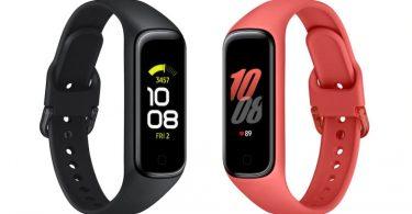 مچ بند Galaxy Fit2 و شارژر بی سیم Wireless Charger Pad Trio سامسونگ