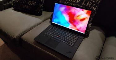 جعبه گشایی لپ تاپ Lenovo ThinkPad X1 Extreme و اولین برداشت ها