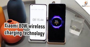 فناوری جدید شارژ بی سیم 80 وات شیائومی معرفی شد