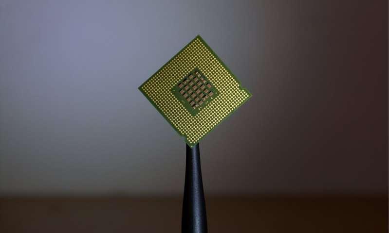 تراشه های ضد اشعه و قابل تعمیر برای ساخت لوازم الکترونیکی بادوام