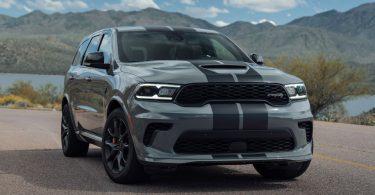 معرفی خودرو شاستی بلند Dodge Durango SRT Hellcat