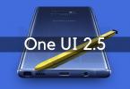 سامسونگ-به روز رسانی One UI 2.5 برای گوشی هوشمند Galaxy Note 9 انجام شد