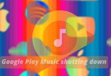 تصویر از سرویس موسیقی Google Play تا پایان سال، دیگر در دسترس نیست