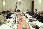 آقای روحانی-کاهش حضور کارمندان دولت از اول آبان ماه 1399 در تهران اعلام شد