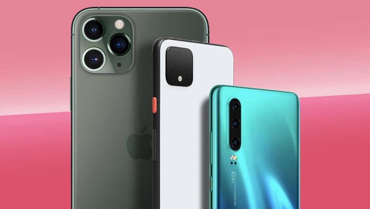 هواوی و سامسونگ در سال 2020 بیشترین تلفن را به بازار عرضه می کنند