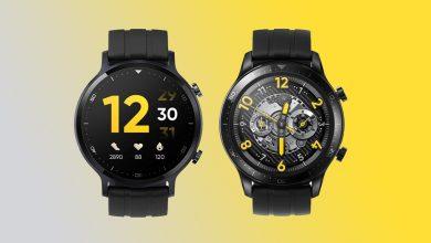 ساعت هوشمند Realme Watch S در تاریخ 2 نوامبر عرضه می شود