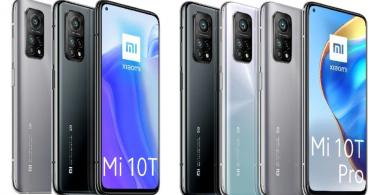 شیائومی سری جدید گوشی Xiaomi Mi 10T خود را رونمایی نمود.