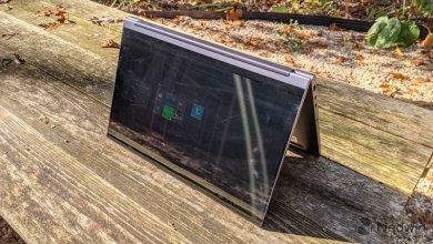 جعبه گشایی از لپ تاپ 15 اینچی کانورتیبل لنوو یوگا 9i