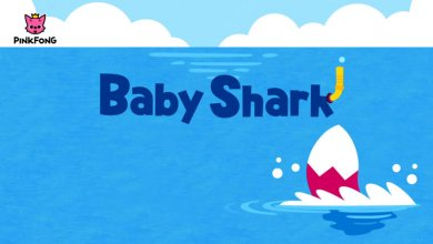 Baby Shark اکنون پربیننده ترین ویدیوی YouTube شد