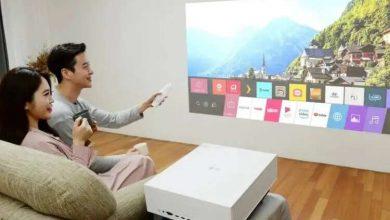 سینما را در خانه تجربه کنید؛ ال جی از پروژکتور جدید 4K رونمایی کرد