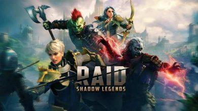 معرفی و دانلود نسخه موبایل بازی Raid: Shadow Legends؛ فرمانروایی قهرمانان