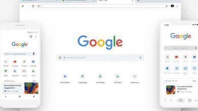 فعال سازی Chrome Actions برای تایپ یک دستور در نوار آدرس گوکل کروم