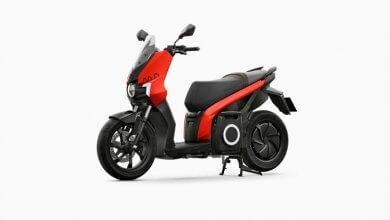 شرکت SEAT از اسکوتر برقی خود به نام MP eScooter 125 رونمایی کرد