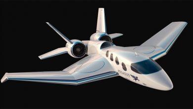 جت تجاری VTOL پگاسوس، عملکرد جت را با هلیکوپتر ترکیب می کند
