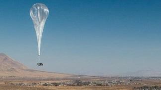 بالن-شرکت مادر Loon گوگل-آزمایش بالن های توزیع اینترنت با استفاده از فناوری هوش مصنوعی گوگل