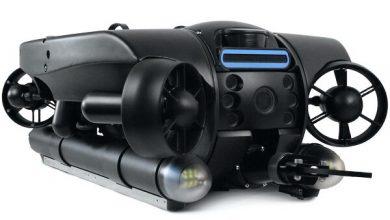 دیپ تریکر اولین زیر دریایی خود به نام Revolution NAV با فناوری جی پی اس را ساخت