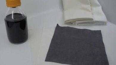 """امواج الکترومغناطیسی-پارچه فارادی """"Faraday fabric"""" مسدود کننده امواج الکترو مغناطیسی"""
