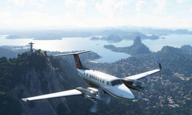 بازی 'Microsoft Flight Simulator' به ایکس باکس سری ایکس و اس می آید