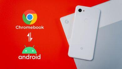 گوگل با سرویس Phone Hub سیستم عامل اندروید و کروم را ادغام کرد