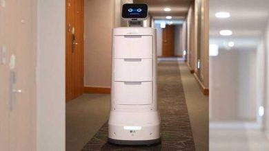 ربات های Cloi Servebot وظیفه تحویل کالا به مشتریان را بر عهده دارند