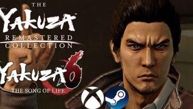 مجموعه Yakuza Remastered برای Xbox و PC در دسترس خواهد بود