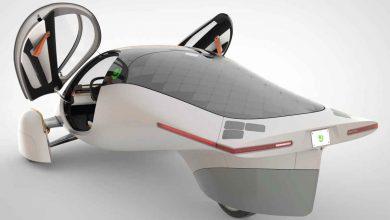 Aptera یک خودروی الکتریکی که نیازی به شارژ ندارد