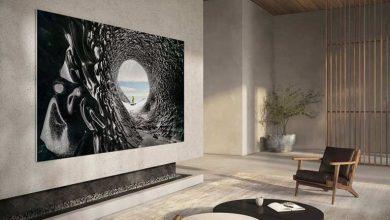 سامسونگ از تلویزیون جدید میکرو 110 اینچی رونمایی کرد
