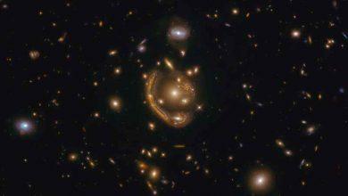 کشف کاملترین حلقه انیشتین در فضا توسط هابل