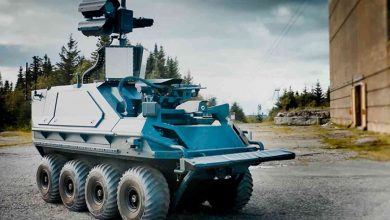 ربات نظامی Rheinmetall برای شناسایی و پشتیبانی در میدان جنگ